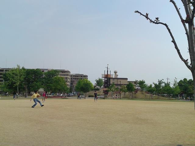 伊丹市 笹原公園